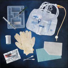 Medline Silicone-Elastomer Foley Catheter Tray 10ML 5cc
