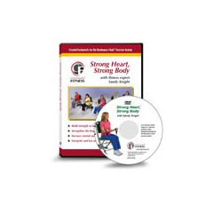 VQ ActionCare Resistance Chair Training DVD