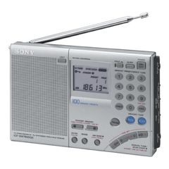 Sony Multi-Band World Receiver Radio