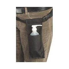 Body Linen Massage Lotion Bottle Holster - Black
