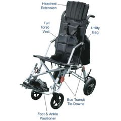 Drive Trotter Mobility Chair - Accessories