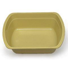 Mabis DMI Wash Basin - 7 qt, Rectangle, Yellow