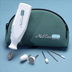 Nail Care Plus Diabetic Foot and Nail Care Set