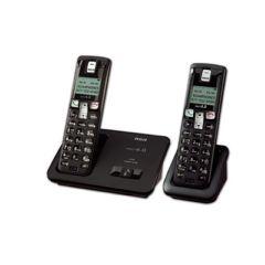 Supreme Power Dect 6.0 Digital Cordless Phone W/ 2 Han