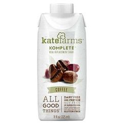 Kate Farms Komplete Komplete Ultimate Meal Replacement Shake