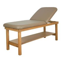 Oakworks Seychelle Wave Backrest with Shelf 30""