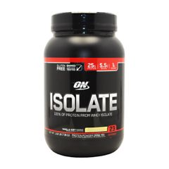 Optimum Nutrition Isolate - Vanilla Softserve