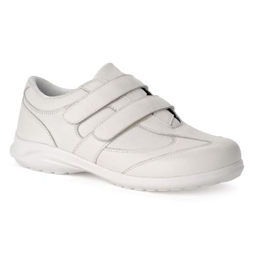 Oasis Footwear Oasis Women's Suzie White Diabetic Shoe