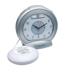 Sonic Boom Analog Alarm Clock With Bed Shaker