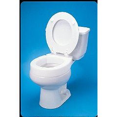Sammons Preston Hinged Elevated Toilet Seat