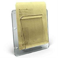 "Deflect-O Corp File/Chart/X-Ray Holder Clear, 10"" X 10.5"" X 2"""