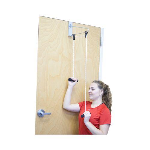 Cando Overdoor Shoulder Pulley - Double Pulley With Door Bracket Model 846 0070