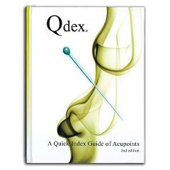 Qpuncture Qdex- A Quick Index Of Acupuncture Points, 2Nd Ed.