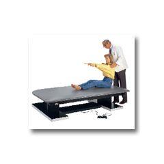 AliMed Dual-lift Powermatic Mat Platform Table, GREY