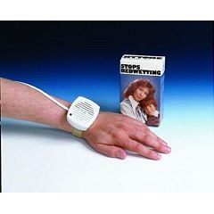 Nytone Medical ENURETIC Wrist Watch Alarm - Stops Bedwetting