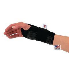 "Sammons Preston Neutral Position Wrist Support Large, Left 3 1/2"" - 4"""