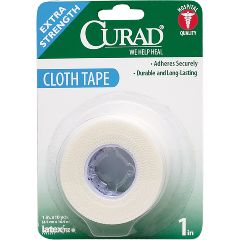 CURAD Cloth Tape, 1in x 10yds