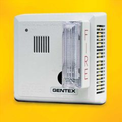 Gentex 713CS Hard Wired Ceiling Mount T3 Smoke Alarm