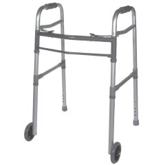 Universal Adult/Junior Folding Wheeled Walker