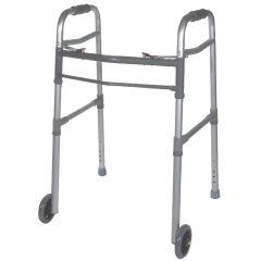 Drive Universal Adult/Junior Folding Wheeled Walker