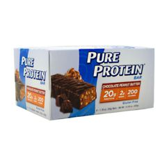PURE PROTEIN Pure Protein Bar - Chocolate Peanut Butter