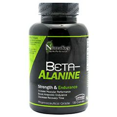 Nutrakey Beta-Alanine Sports Supplement 120 Capsules