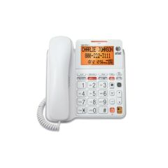 Vtech Corded Answering System W/Large Display