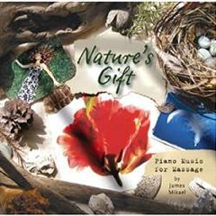 "At Peace Media At Peace Music ""Nature's Gift"" Cd By James Brue"