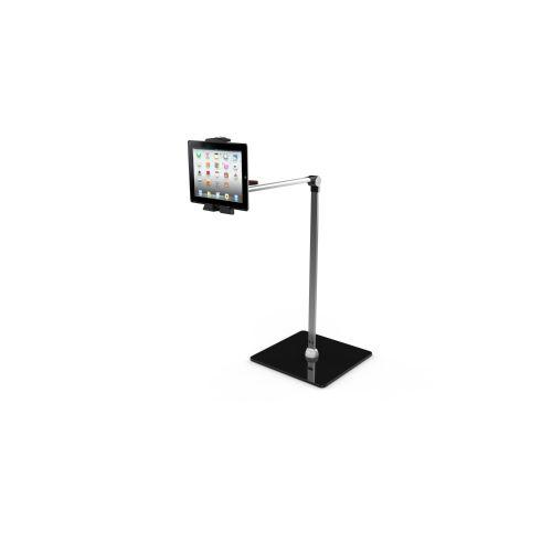 Deluxe Comfort Ipad Or Tablet Pc Floor Stand Model 044 0082