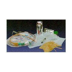 BARDIA Closed System Cath Tray with Catheter