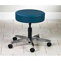 Clinton Industries Five Leg Stool With Foot Ring