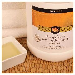 Lotus Touch Always Fresh Professional Laundry Detergent
