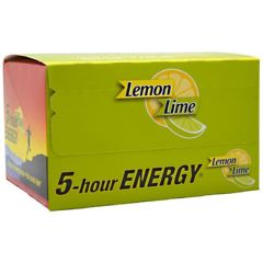 Living Essentials 5-hour Energy - Lemon Lime