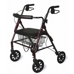 Bariatric Rollator - Extra Wide, Heavy Duty