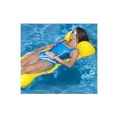 "TRC Recreation Sun Cliner Water Hammock - 50"" x 21"""