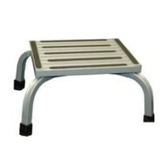 "Universal Bariatric Step Stool 8.5"" Height - 1000 Capacity"