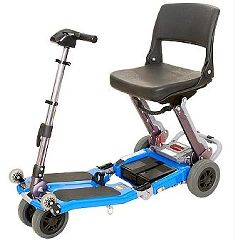 Luggie Folding Power Mobility Scooter - Standard