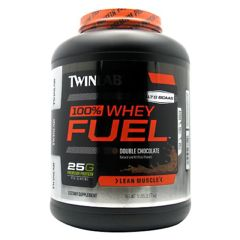 TwinLab 100% Whey Fuel - Double Chocolate