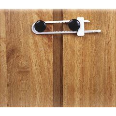 Cabinet Slide Lock