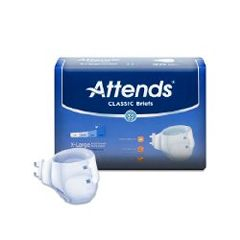 Attends Classic Heavy Absorbency Incontinent Brief
