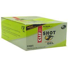 Shot Clif Shot Energy Gel - Citrus