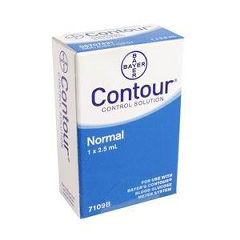 Bayer's CONTOUR NEXT EZ