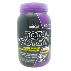 Cutler Nutrition Total Protein - S'mores