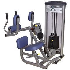 Fitness Systems Nautilus Nova Abdominal/Lower Back