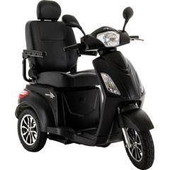 Pride Raptor 3 Wheel Mobility Scooter | Matte Black
