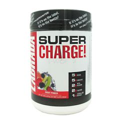 Labrada Nutrition Super Charge 5.0 - Fruit Punch