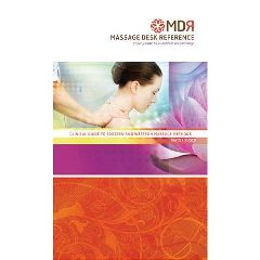 Acumedwest Inc. Massage Desk Reference Book