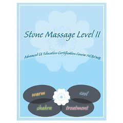 Sonia Alexandra Inc Stone Healing Massage Home Study Level II 24 CEU
