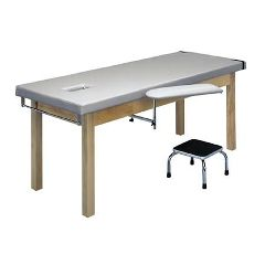 Bailey Manufacturing H-Frame Treatment Table