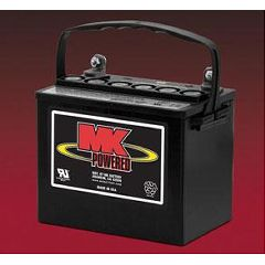 MK 12 Volt - 32 AMP Sealed Light Duty AGM Battery